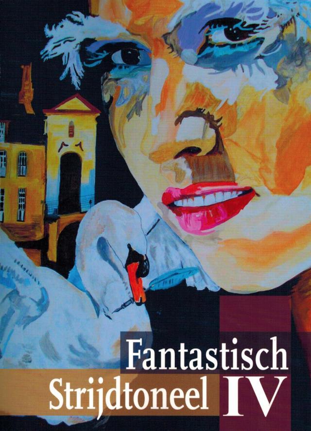 Cover Fantastisch Strijdtoneel IV