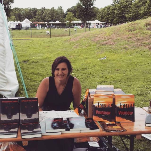 FentasiaFest 26 juli 2015 - Christien